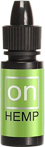 Sensuva On Hemp Oil Infused Female Arousal Oil, 0.7 Ounce