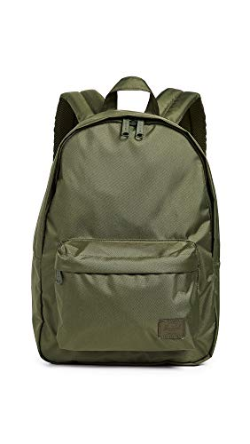 Herschel Supply Co. Women's Classic Mid Volume Light Backpack, Cypress, Green, One Size