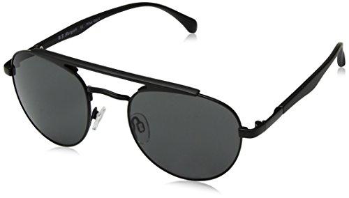 A.J. Morgan Fast Aviator Sunglasses, Black, 50 mm