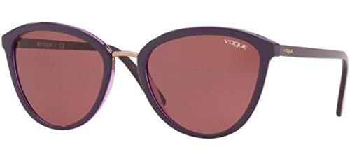 Gafas de Sol Vogue VO 5270S DARK VIOLET/DARK VIOLET mujer ...