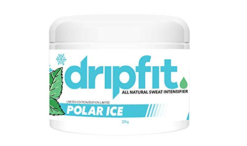 Drip Fit® 8oz Cream - 100% Natural Sweat Intensifier (Polar - Thermogenic Intensifier