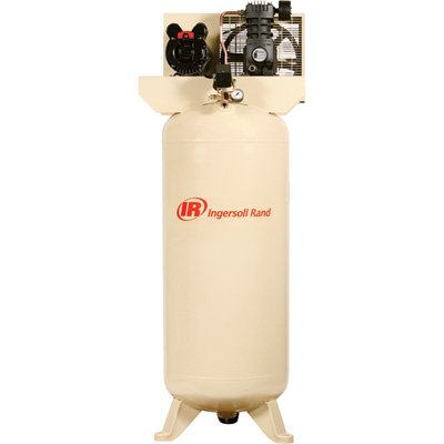 4. Ingersoll Rand Electric Stationary Air Compressor 5 HP Model SS5L5