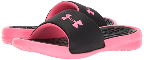 Piscine Cerise Under W De Debut Femme Ua Chaussures black Noir 001 Sl Plage Fix Armour amp; 001 v6qvxrB