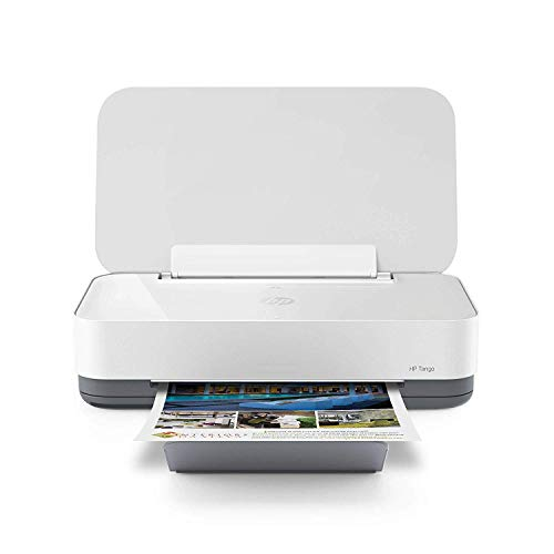 HP Tango Smart Home Printer - Designed for your Smartphone with Remote Wireless Printing,  works with Alexa, HP Instant Ink & Amazon Dash Replenishment ready (2RY54A)
