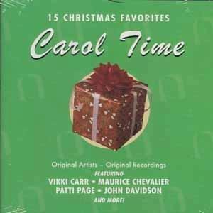 15 Christmas Favorites: Carol Time