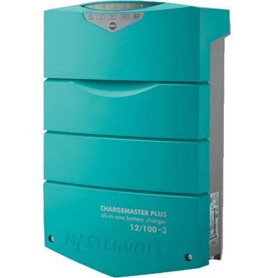 Mastervolt ChargeMaster Plus Battery Charger - 12V-100A-3-Bank