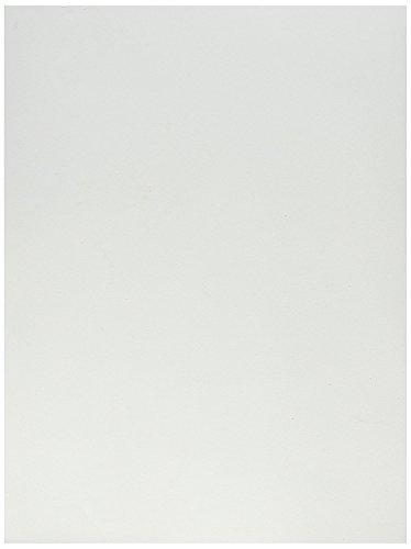 Foam Sheet 9''X12'' 2mm-White, Pack of 20
