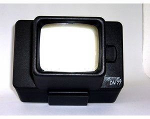 Hama Slide Viewer - Hama AC Slide Viewer for mounted 7x7cm medium format slides