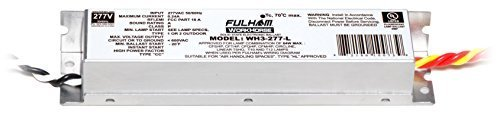 Fulham WH3-277-L Workhorse Adaptable Ballast