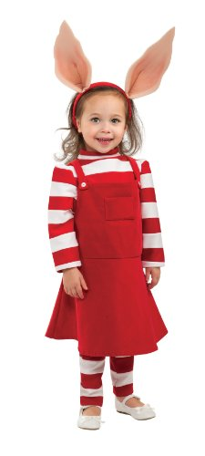 Olivia Toddler Costumes (Olivia Deluxe Costume - Toddler)
