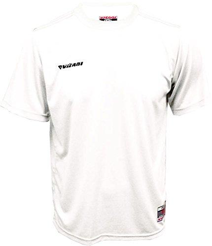 Vizari Velez Jersey, White, Adult Large