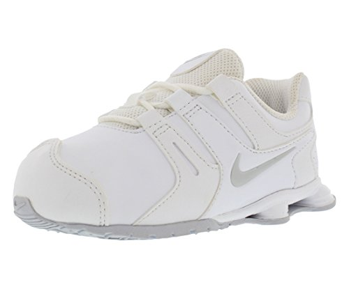 Nike Shox Baby Boy's Running Shoes Size US 10, Regular Width, Color White