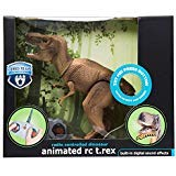 Black Series Animated Radio Control T-Rex Dinosaur RC