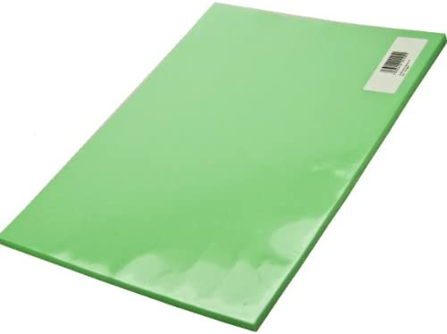 Office Line Multifunktionspapier, 100 Blatt, grün, 80 g, DIN A3, Kopierpapier, Bastelpapier, Farbpapier, Art.Nr.: 770425