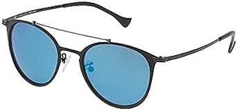 Police Rival 9 Unisex Blue Sunglasses SPL156 Size 51
