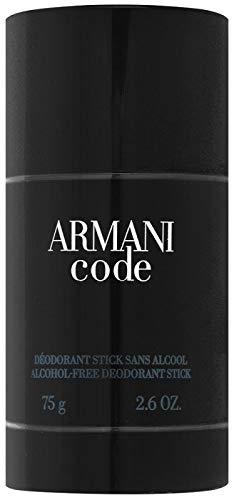 Free Deo Stick - Armani Code by Giorgio Armani For Men. Alcohol Free Deodorant Stick 2.6-Ounces