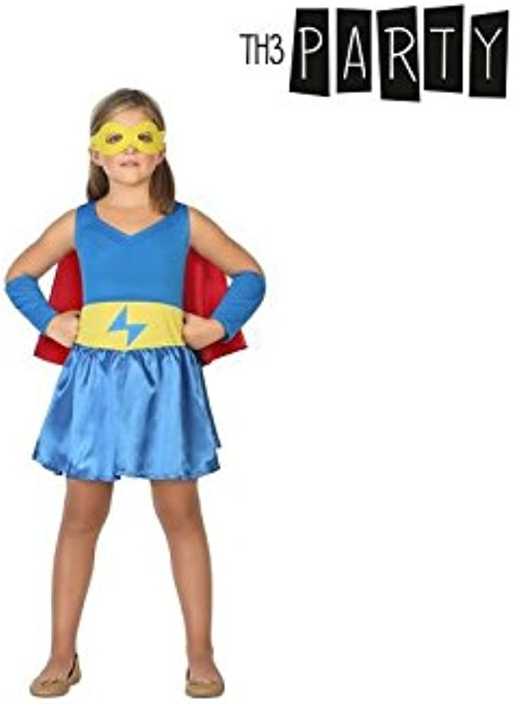 Disfraz para Niños Th3 Party Superheroína: Amazon.es: Ropa y ...