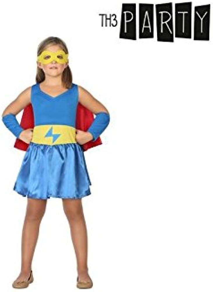 Disfraz para Niños Th3 Party Superheroína: Amazon.es: Ropa y ...