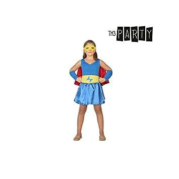 Disfraz para Niños Th3 Party Superheroína: Amazon.es: Electrónica