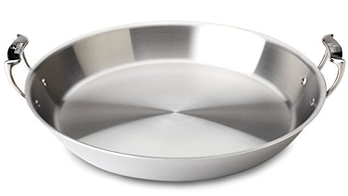 stainless steel skillet 16 inch - 7