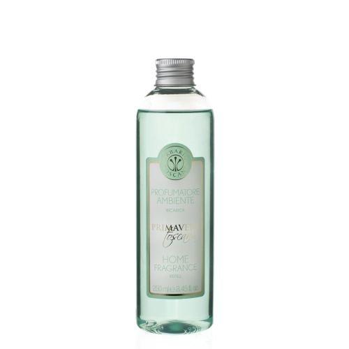 Erbario Toscano Primavera Toscana Home Fragrance Diffuser Refill 250ml by ERBARIO TOSCANO