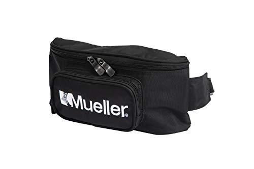 Mueller Fanny Pack, Empty, Black, 0.25-Pound