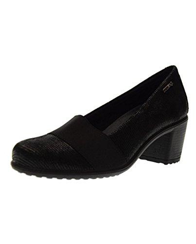 89292 ENVAL bailarinas Negro zapatos tacones SOFT Las 00 con AqAZYw