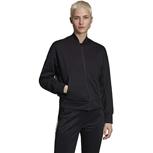 adidas Women's Alphaskin Tiro Jersey (Black / Black, X-Large ...