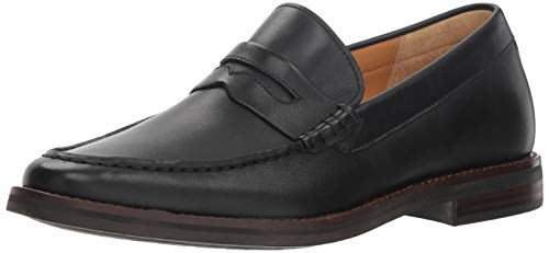 (Sperry Men's Gold Cup Exeter Penny Loafer, Black, 10 M US)