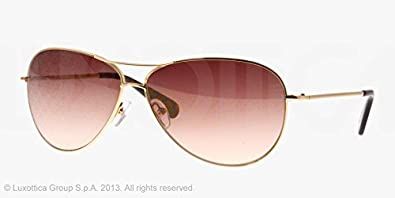 b963839fe7 Amazon.com  Tory Burch TY6006 Sunglasses - 101 84 Gold (Gold Mirror Lens) -  60mm  Shoes