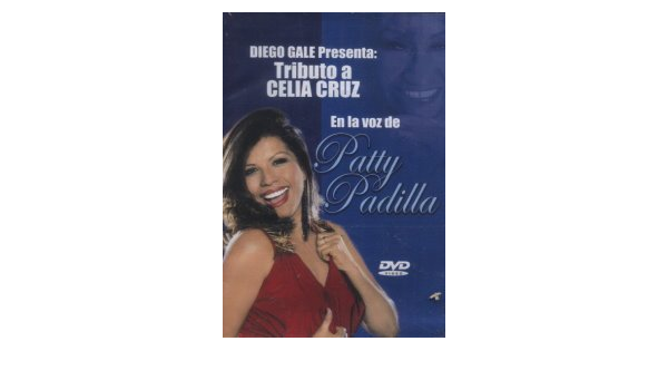Amazon Com Tributo A Celia Cruz Patty Padilla Movies Tv
