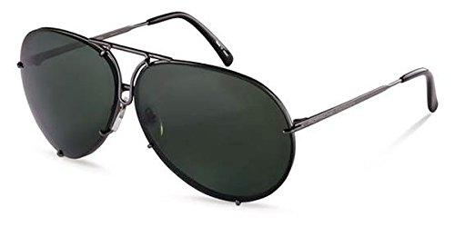 PORSCHE DESIGN P8478 C Sunglasses P'8478 Gunmetal ()