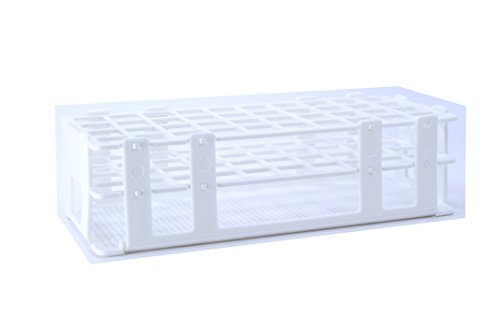 SEOH TEST TUBE RACK PLASTIC For 40 tubes (Tube Plastic Test Rack)