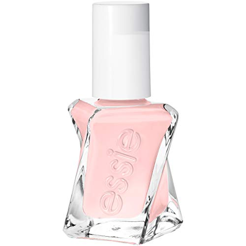 essie Gel Couture 2-Step Longwear Nail Polish, Lace Me Up, Pink Nude Nail Polish, 0.46 fl. oz.