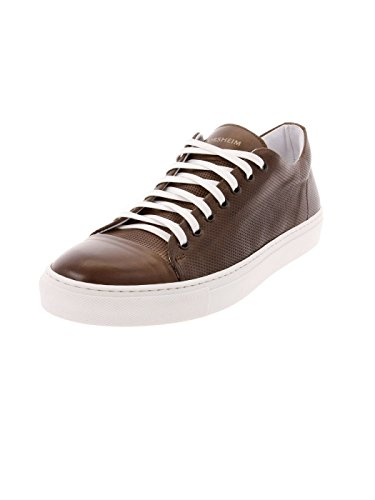 Florsheim Rocket Punch Calf Sneaker 7 Eyelets 52347-04, Colore Marrone Scuro (Dark Brown) MainApps