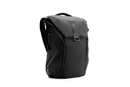 Peak Design Everyday Backpack 20L (Black Camera Bag) by PD Peak Design