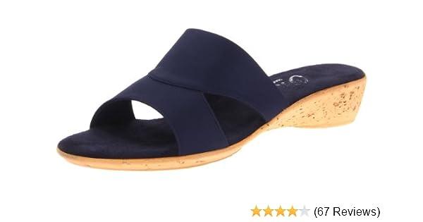 Amazoncom Onex Womens Gilda Sandal Slides