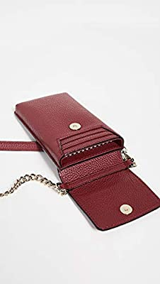 Kate Spade New York Womens North/South Crossbody Phone Case for iPhone 6, 6s, 7, 8