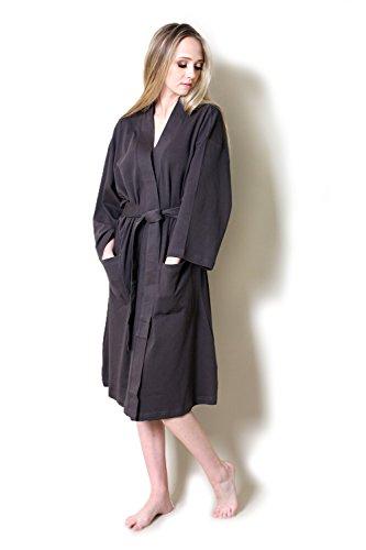 Viverano Organic Cotton Kimono Luxurious
