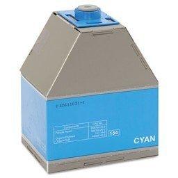 884903 Premium Compatible Toner Cartridge, Type-P1, 10000 Page-Yield, Cyan ()