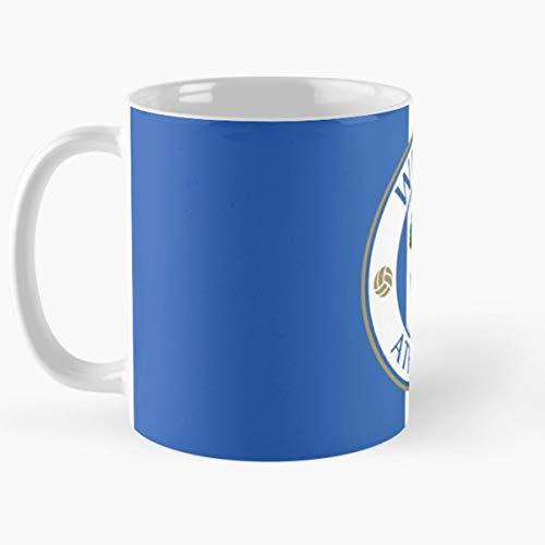 Wigan Athletic Grigg Latics Tics Championship Football Soccer England Premier League 1 Best 11 Ounce Ceramic Coffee Mug Gift