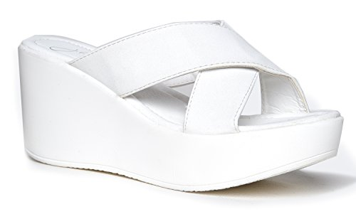 Pu Womens Fashion Sandals - 3