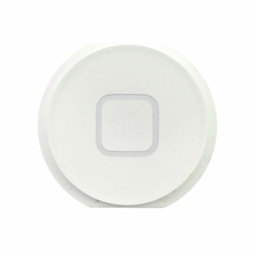Menu button Replacement Repair Part White For iPad 4 4G ()