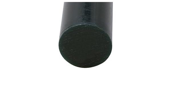 Dark Green Carving Wax Ring Tube Small Round Solid Bar WAX-322.80