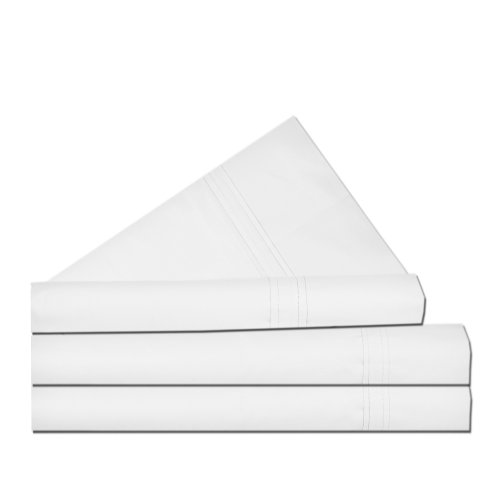 Tribeca Living Queen/300 Thread Count Egyptian Cotton Percal