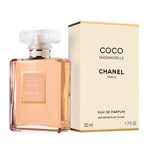 CHȂNEL COCO MADEMOISELLE EAU DE PARFUM SPRAY FOR WOMEN 1.7 FL.OZ./50 ML.