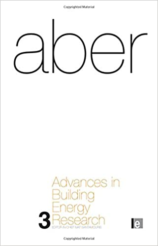 Advances in Building Energy Research: Volume 1