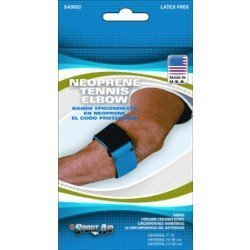 Sportaid, Elbow Brace, Neoprene Support, Blue, Large - 1 ea by SportAid