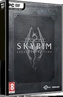 The Elder Scrolls V: Skyrim (PC DVD): Amazon co uk: PC
