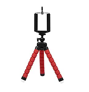 Phone Digtal Camera Tripod Tripod Mount/Stand,Phone Holder,Compatible with iPhone X/Xs/XR/Xs Max/8/7/7 Plus,6s,6s Plus,SE/5c,Digtal Camera,Galaxy S9 /S8/S7/S7 Edge,Camera and More